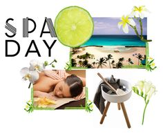 """Spa Day"" by courtney-webb-i ❤ liked on Polyvore featuring beauty and spaday"