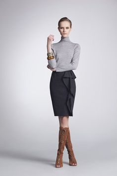 I love Fresh Fashion: 50 Amazing Women's Business Fashion Trends Fashion Business, Business Outfits Women, Business Attire, Office Fashion, Work Fashion, Fashion Advice, Business Women, Business Clothes, Business Casual