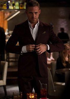 Ryan Gosling in Crazy, Stupid, Love.