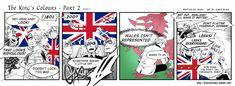 Hetalia, United Kingdom, England, Scotland, Wales, Ireland