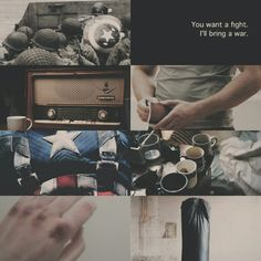 aesthetics — Steve Rogers   so this is appreciation post for...
