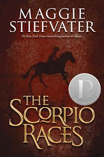 4.5/5 -- eerie YA fantasy. See my full review: http://battyward.blogspot.com/2012/10/book-review-scorpio-races-by-maggie.html