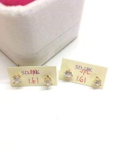 Sd, Gold Earrings, Collections, Facebook, Gold Stud Earrings