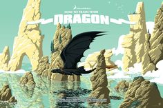 How To Train Your Dragon by Florey