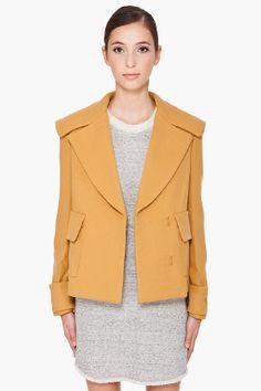 3.1 Phillip Lim Sailor Collar Jacket