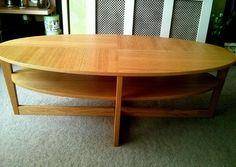 Ikea Vejmon Coffee Table Oak Veneer
