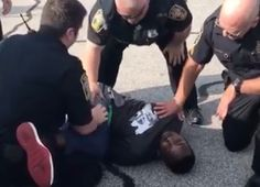 Police officer who choked former NFL player Desmond Marrow in viral video has been fired Job Information, Latest News Headlines, Political News, Travel Agency, Police Officer, Viral Videos, Nfl, Fire, Sayings