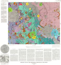 The Psychedelic Moon Maps of the 1970s | Atlas Obscura