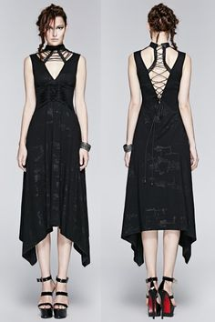 Punk Rave have done themselves out yet again with this beautiful dress.