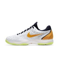 1f6cb89fc8 NikeCourt Zoom Cage 3 Hard Court Men s Tennis Shoe - White. Nike EMEA