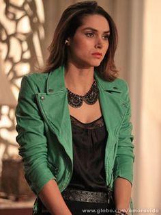 Fernanda Machado (Leila)   Amor À Vida