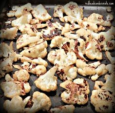 I love cauliflower! Do you? I like it raw, I like it steamed, and now I like it ROASTED! I made this for us over the weekend, and we gobbled it up fast. So good for you, too. I hope you try it! PrintRoasted Cauliflower Ingredients1 head of cauliflower olive oil paprika S & P …
