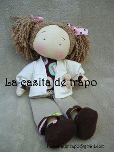 Muñeca Maripa, la casita de trapo, Chile