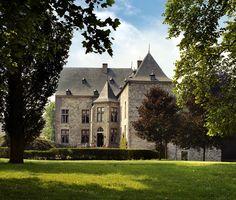 Kasteel Wittem, Gulpen (Limburg) The Netherlands http://charmhotelsweb.com/en/hotel/NL013