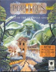 Populous II: Trials of the Olympian Gods (Amiga)