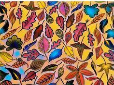 Folhinhas Curtains, Shower, Prints, Painting, Art, Leaves, Insulated Curtains, Blinds, Rain Shower Heads