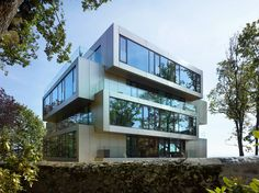 Residential Building L'Ermitage / Andrea Pelati Architecte + Ipas Architectes