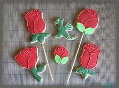 galletas para sant jordi - Cerca amb Google