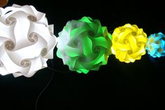 DIYできる3Dちょうちんが生み出す複雑な『美』 | roomie(ルーミー)