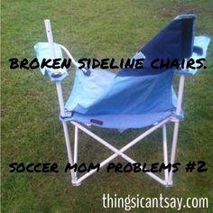 9 Soccer Mom Problems