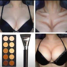 » 9 Tips to Fake a Sexy Cleavage