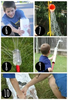 DIY water toys that every home needs!
