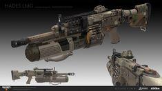 ArtStation - Some Black Ops 4 work, ECHO LIMA Sci Fi Weapons, Concept Weapons, Weapons Guns, Gun Vault, Umbrella Corporation, Ninja Sword, Fallout New Vegas, Black Ops 4, Cool Guns