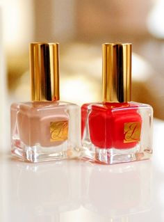 red or pink? #ManiMonday
