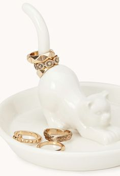 Cat Tail Jewelry Holders | FOREVER21 - 1000075327