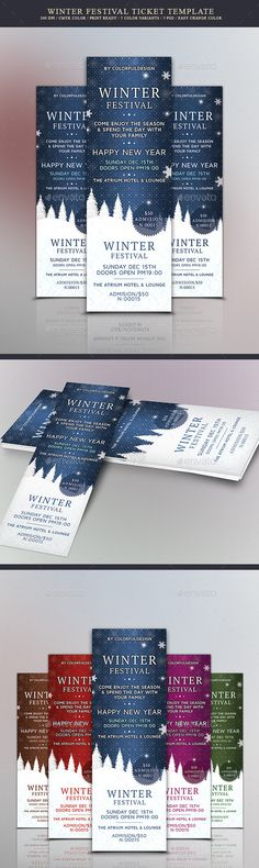 Multipurpose Stylish Event Ticket @creativework247 Invitation - how to make tickets for an event free