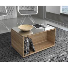 Mesa De Centro para sala de estar 100% MDF | Extra.com.br