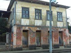 Casarão Abandonado.Série Sul de Minas, Brasil.