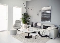 Best modern house interior design living room images on