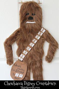Chewbacca Disney Cou