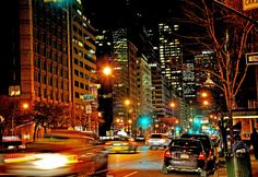 All sizes | Lights on Park Ave | Flickr - Photo Sharing!