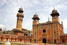 The Wazir Khan Mosque is a masterpiece of Moghul architecture. It was built over a period of seven years during the reign of Shah Jehan by the governor of ...