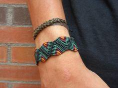Macrame Bracelet for men Men jewels Unisex Armband Armlet