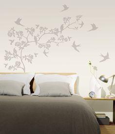 Collection : TRENDY STICKERS / Ambiance Paradise #stickers #decoration #interieur #sticker #couleur #papierpeint #Caselio  http://www.caselio.fr