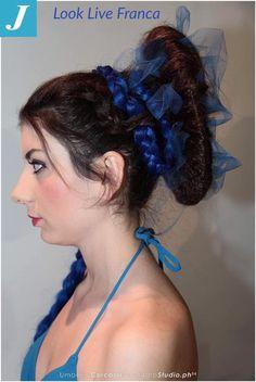 Sfilata estate 2016 targata Look Live #centrodegradèjoelle #blu #bellezza #bambole #ballerine #statuine #trecce #longhair #istafaschion #curl #tulle #capelli #acconciaturaartistica #vitality #missmamma #make-up #viadeimirti29 #ragusa