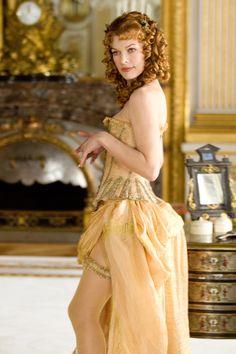 Milla Jovovich as M'lady De Winter in ...