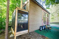 Artistic, Creative, Inspired – Ms. Gypsy Soul's Tiny House Is Just Downright Gorgeous Posted by Mike on Aug 10, 2015