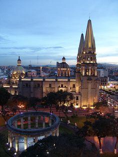 ~ Catedral de Guadalajara ~
