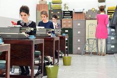 Orla Kiely London Fashion Week Autumn Winter 2013 - 2014