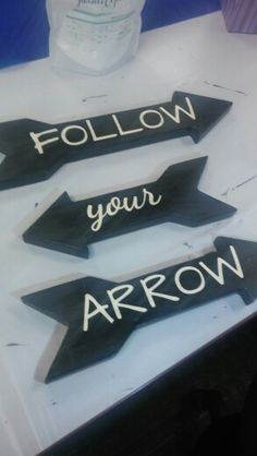 Follow Your Arrow, Chalky & Company kit. Www.chalkyandcompany.com/stephschalkypaints