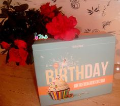 Kolorowy Świat Terii: ShibyBox czerwiec 2015, The BIRTHDAY EDITION