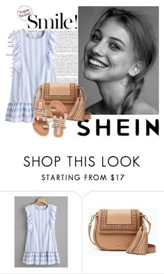"""""""Untitled #126"""" by sammy1-1 ❤ liked on Polyvore featuring Kate Spade and Steve Madden"""
