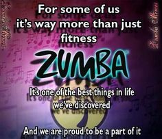 It's more than just fitness