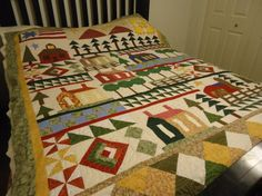 america the beautiful quilt patterns | America the Beautiful Quilt | Quilting Inspiration