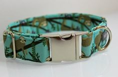 Sloth Dog Collar