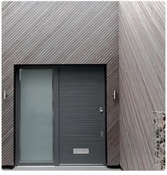 Shou-Sugi-Ban® can supply, design and install charred timber cladding for all projects. Wood Cladding Exterior, Timber Cladding, Wood Siding, Exterior Siding, Interior And Exterior, Building Exterior, Building Facade, Architecture Portfolio Layout, Modern Architecture
